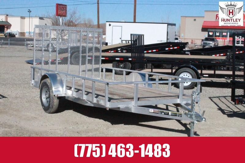 2021 Carry-On 6X12AGW Utility Trailer $2395