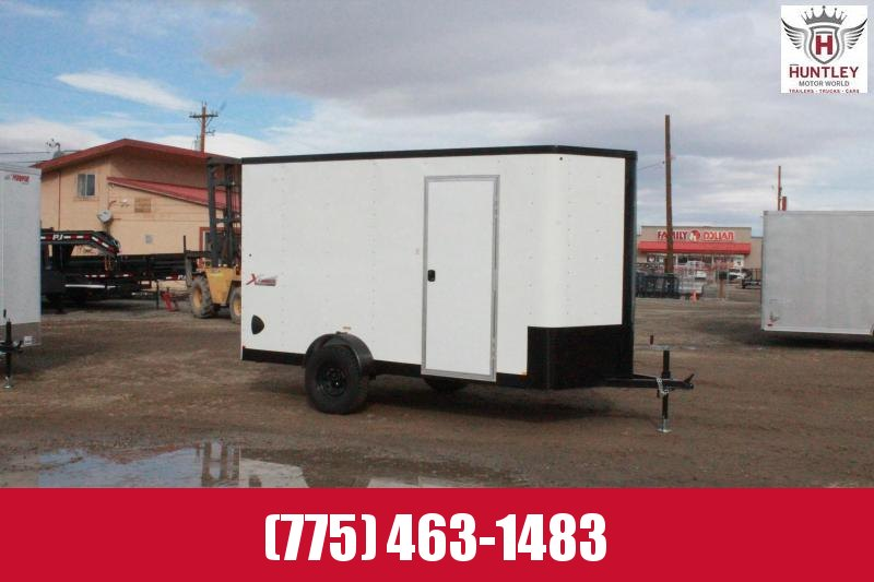 2021 Mirage Trailers XPS612SA Enclosed Cargo Trailer $4995
