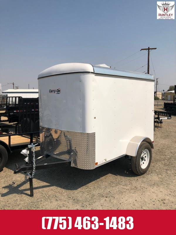 2021 Carry-On 5X8CGR Enclosed Cargo Trailer