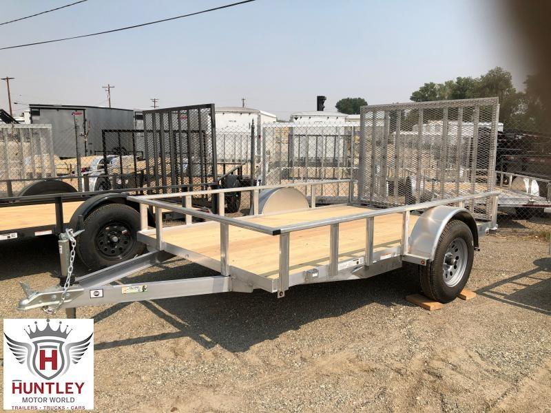 6X12 AGW Carry-On Utility Trailer