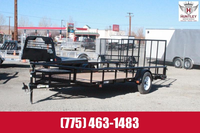 2021 Carry-On 6X14GWPTLED Utility Trailer $2095