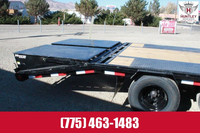 2021 PJ Trailers Low-Pro Flatdeck with Duals (LD) Flatbed Trailer $13895