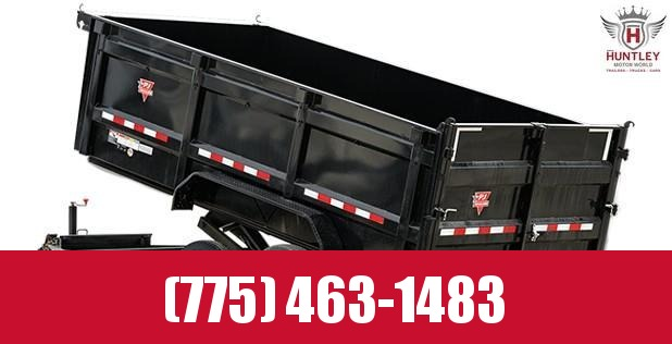 2022 PJ Trailers 83X14 Low Pro High Side Dump (DM) Dump Trailer
