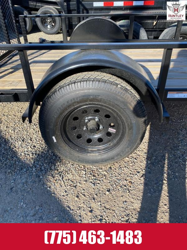5x8 2021 Carry-On Utility Trailer