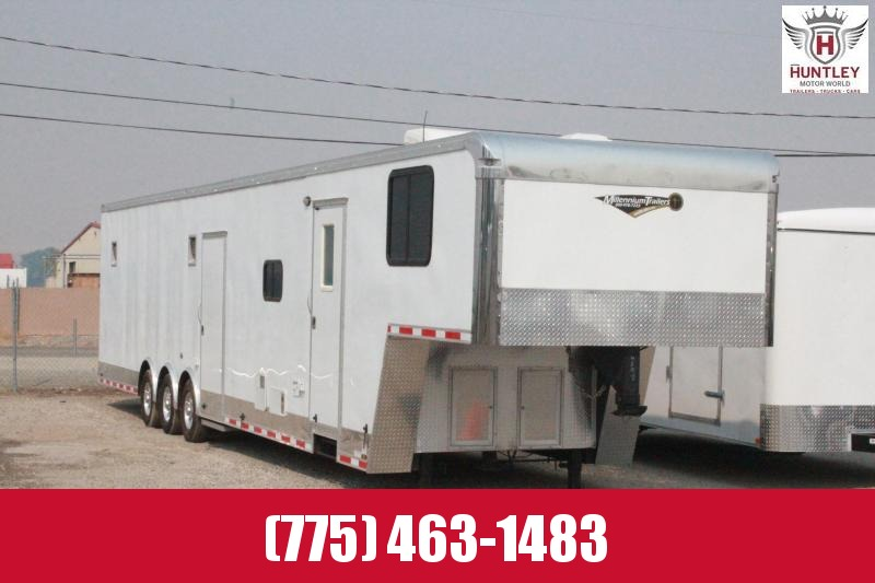 2019 Forest River 44' Enclosed Car Racing Trailer $47995