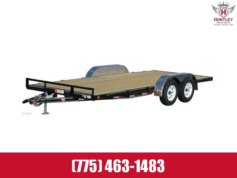2021 PJ Trailers 4 in. Channel Carhauler (C4) Car / Racing Trailer