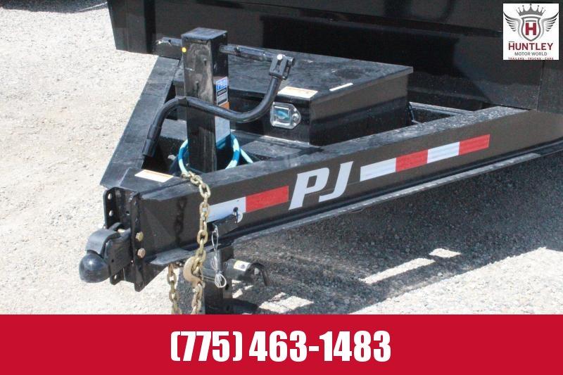 "PJ Trailers DL 83""X14"
