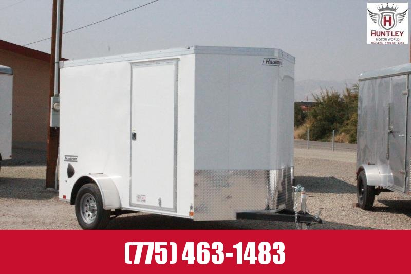 2021 Haulmark V- Nose 10'  Enclosed Cargo Trailer