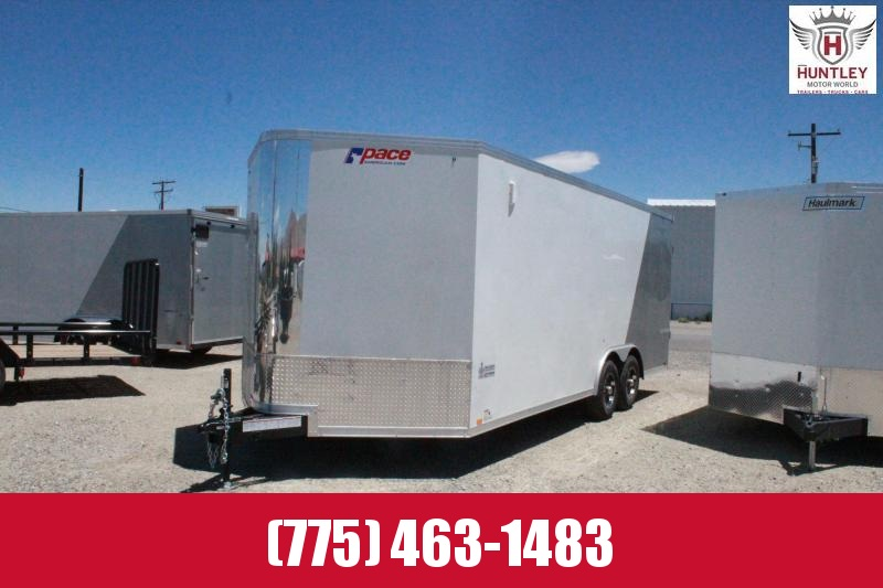 20' Enclosed Cargo Trailer on Sale - HuntleyMotor World formerly Team Trailers Plus in Yerington