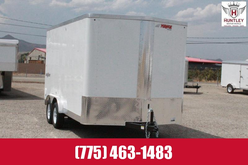 2021 Mirage Trailers 7.6X14 Enclosed ATV Cargo Trailer $6795