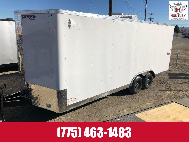 2021 Mirage Trailers XPS8.520TA3 Enclosed Cargo Trailer $9995