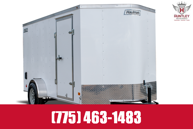 2021 Haulmark PP610S2 Enclosed Cargo Trailer