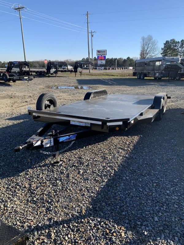 2021 Top Hat Trailers 20x83 BP Car Hauler Trailer