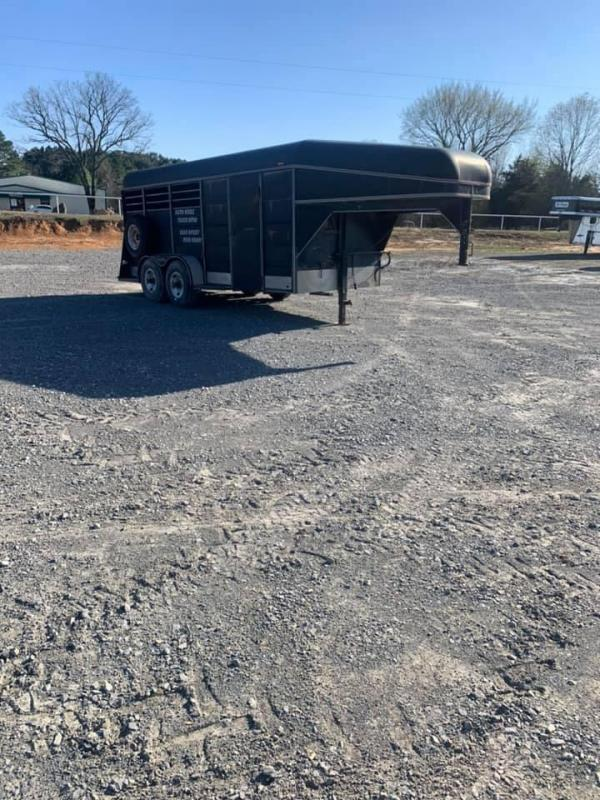 1992 Other Stock Combo Livestock Trailer