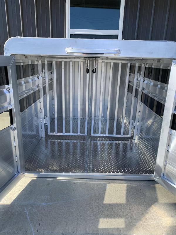 2021 Elite Trailers 48''x65''x43'' Livestock Truck Box