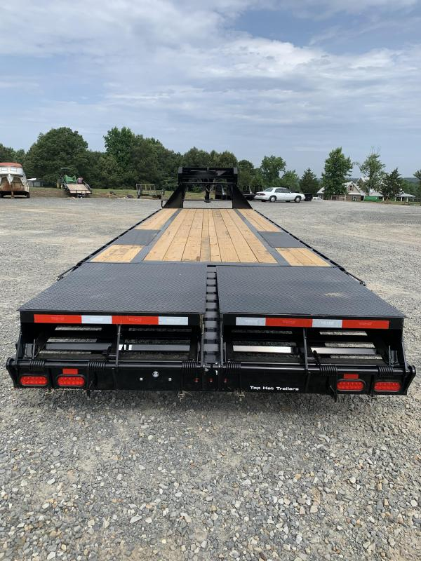 2020 Top Hat Trailers 25' plus 5' Flatbed Trailer