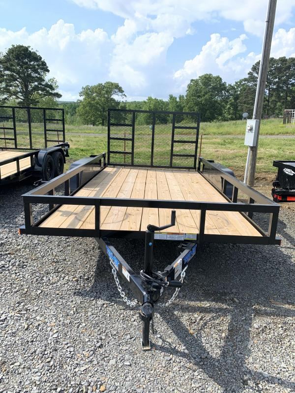 2020 Top Hat Trailers 14x83 BP Utility Trailer