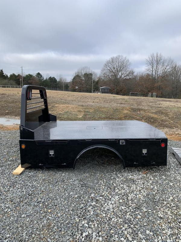 2020 Norstar ST Truck Bed for Dodge Dually