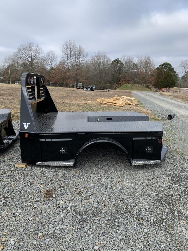 2020 Neckover Trailers Truck Bed Skirted with Trough