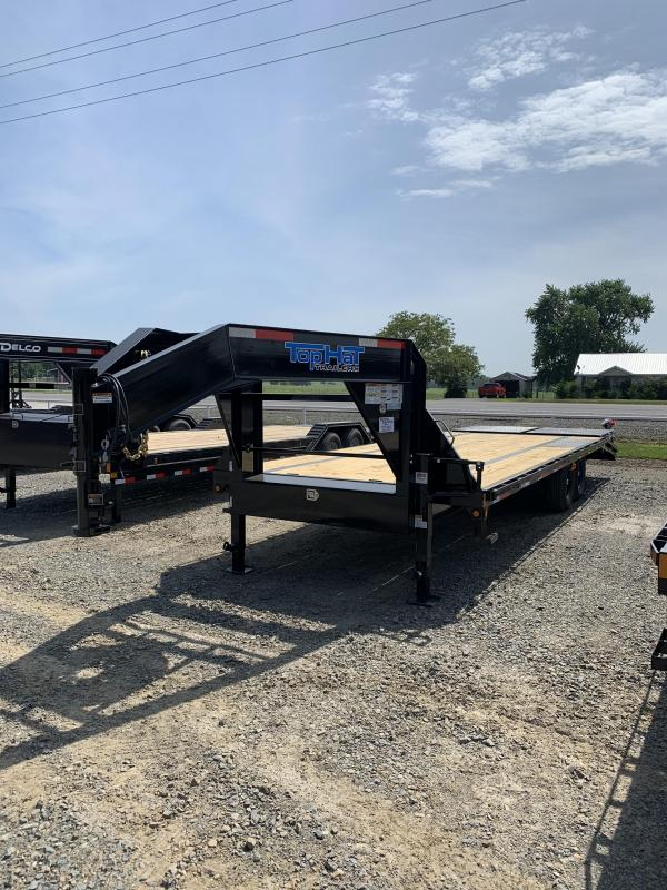 2020 Top Hat Trailers 20' plus 5' Flatbed Trailer