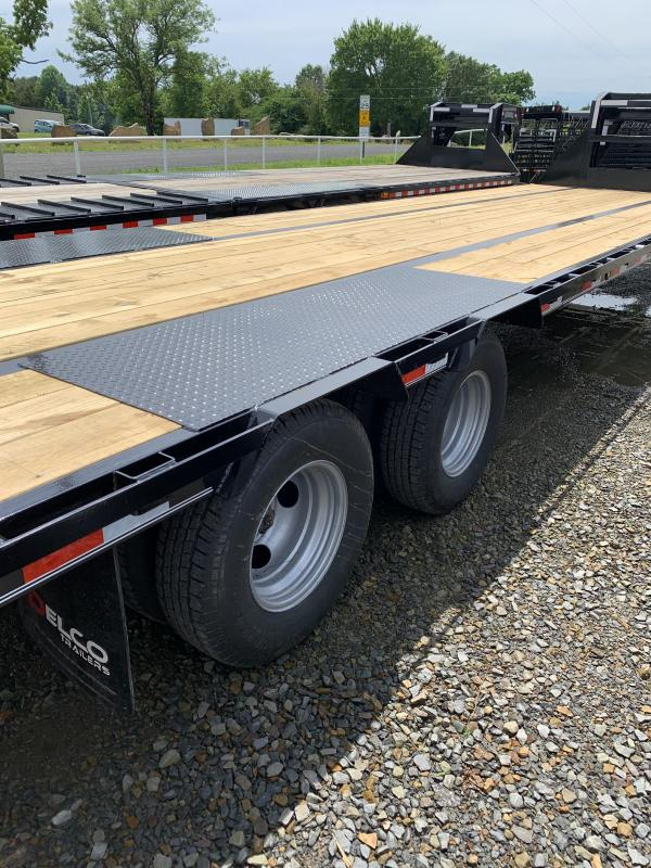 2020 Delco Trailers 31' plus 5' Flatbed Trailer
