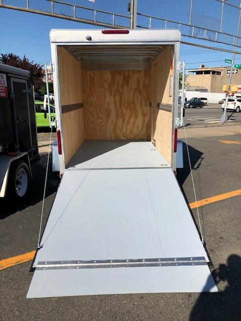 2020 Car Mate Trailers 6 x10 enclosed Enclosed Cargo Trailer