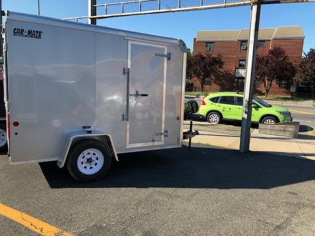 2020 Car Mate Trailers 6 x10 enclosed Enclosed Cargo Trailer