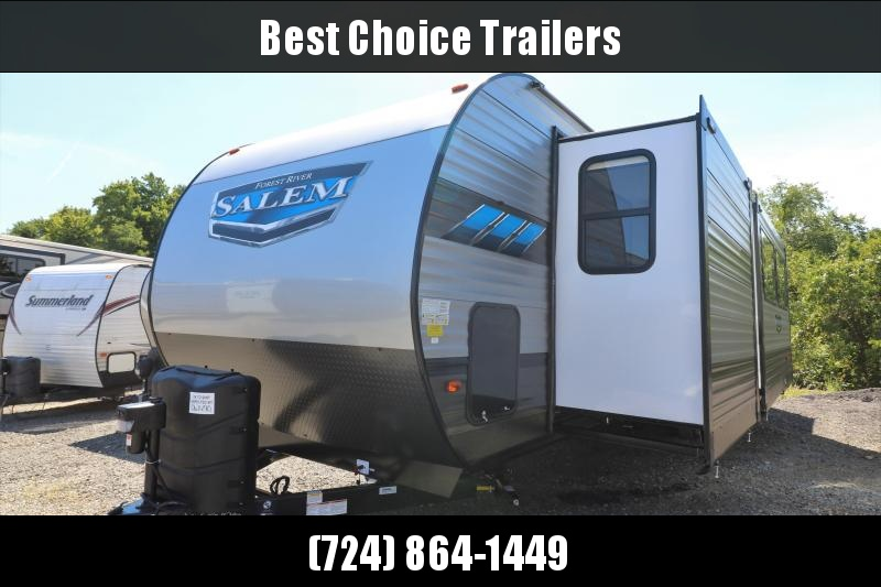 2021 Forest River Inc. Salem 33TS Travel Trailer RV
