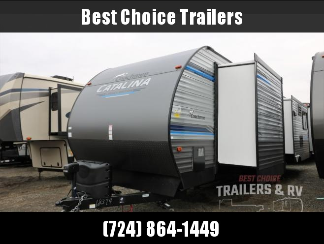 2020 Coachmen Catalina Legacy 333RETS Travel Trailer RV