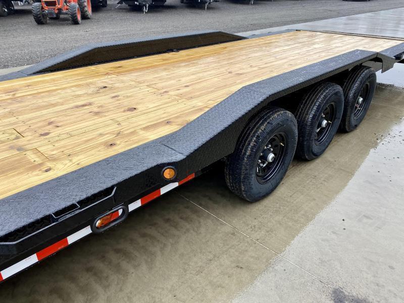 """2022 Ironbull 102x44' Gooseneck Car Hauler Equipment Trailer 21000# * 102"""" DECK * DRIVE OVER FENDERS * 4' DOVETAIL"""