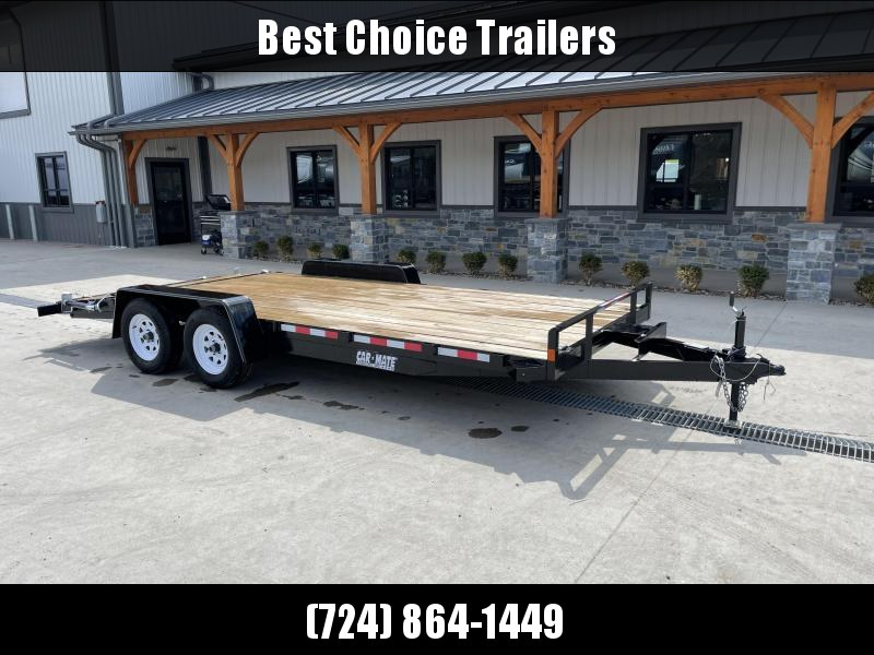 2020 Car Mate Trailers trade in Car / Racing Trailer