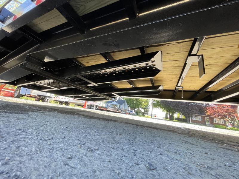 "2021 Sure-Trac 102x44' Gooseneck Car Hauler Equipment Trailer 20000# GVW * HEAVY FRAMING * 10000# SUPER SINGLES * 235/17.5 LRH RUBBER * 8' SLIDE OUT PUNCH PLATE RAMPS * 102"" DECK * DRIVE OVER FENDERS * BUGGY HAULER * DUAL JACKS * FRONT TOOLBOX * RUBRAIL/S"