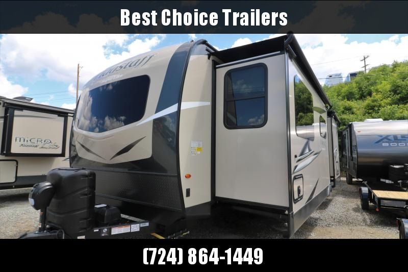 2021 Forest River Inc. Flagstaff Super Lite 26FKBS Travel Trailer RV