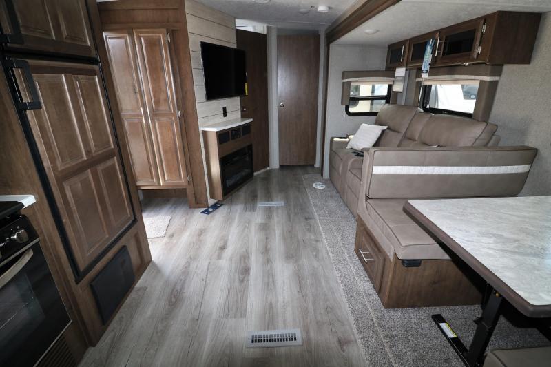 2021 Forest River Inc. Flagstaff Super Lite 26FKBS Travel Trailer RV