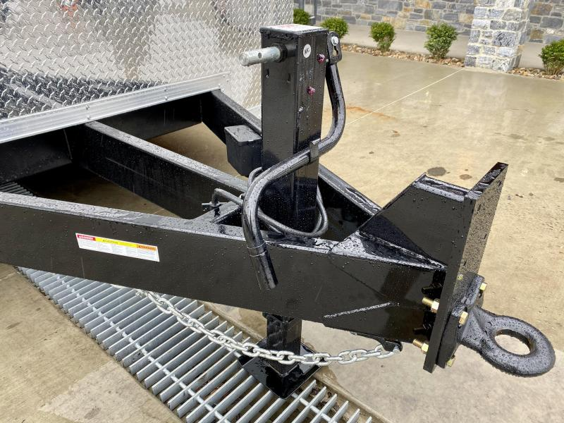 """2021 Sure-Trac 8.5x20' Enclosed Contractor Pro 16000# GVW * GEOPROBE TRAILER * DESIGNED FOR HAULING SKIDSTEER OR SIMILAR INSIDE * 8K AXLE UPGRADE * TORSION * STAND UP RAMPS * PLANK FLOOR * 17.5"""" RUBBER * BACKUP LIGHTS * +18"""" HEIGHT"""