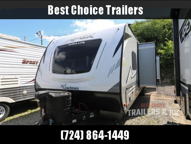 2021 Coachmen Apex Ultra-Lite 300BHS Travel Trailer RV
