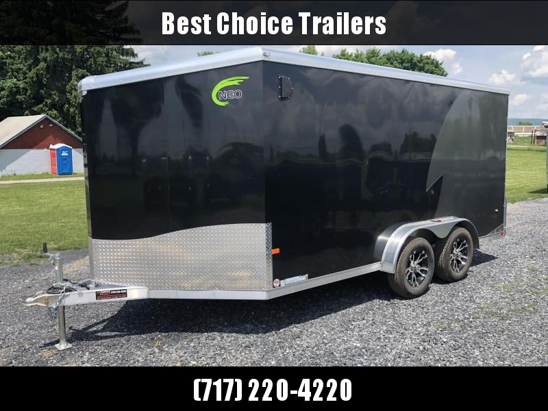 NEO Trailers NAM1475TR74 Enclosed Cargo Trailer