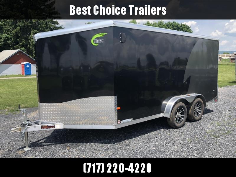 NEO Trailers NAM1475TR74 Enclosed Cargo Trailer