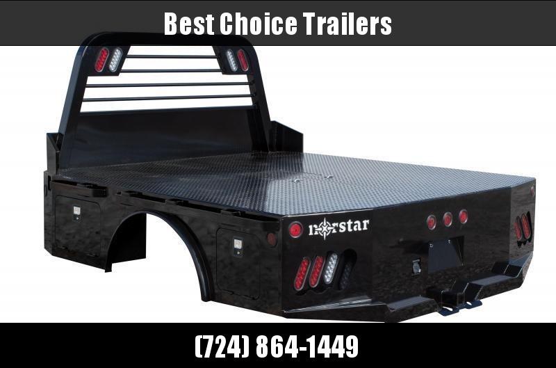 "2021 Norstar ST Skirted Truck Bed 8'6""x97""x56""CTA * ST086975600I37X01BK"