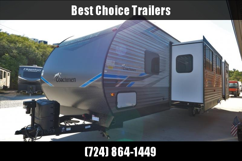2021 Forest River Inc. Catalina Legacy 323BHDSCK Travel Trailer RV