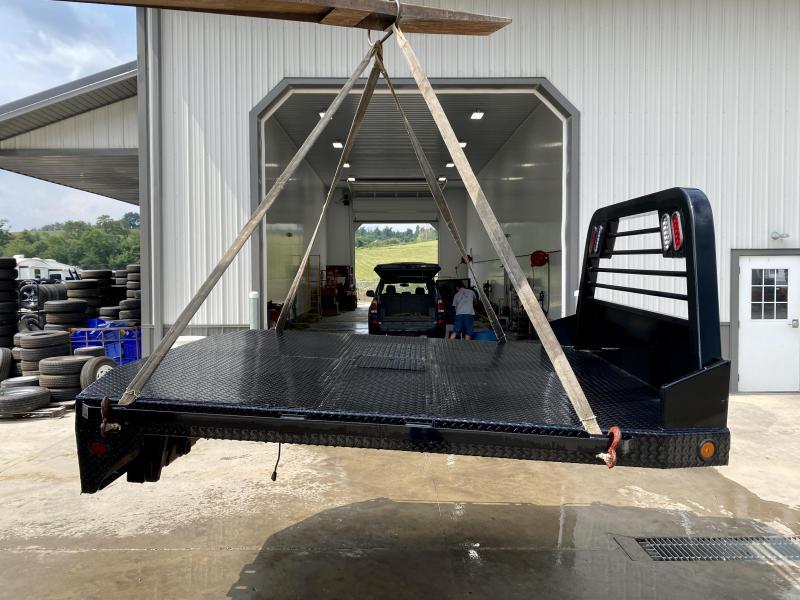 """2021 Norstar SR Flatbed Truck Bed 8'6x97""""x56""""CTA * SR086975600I37BK"""