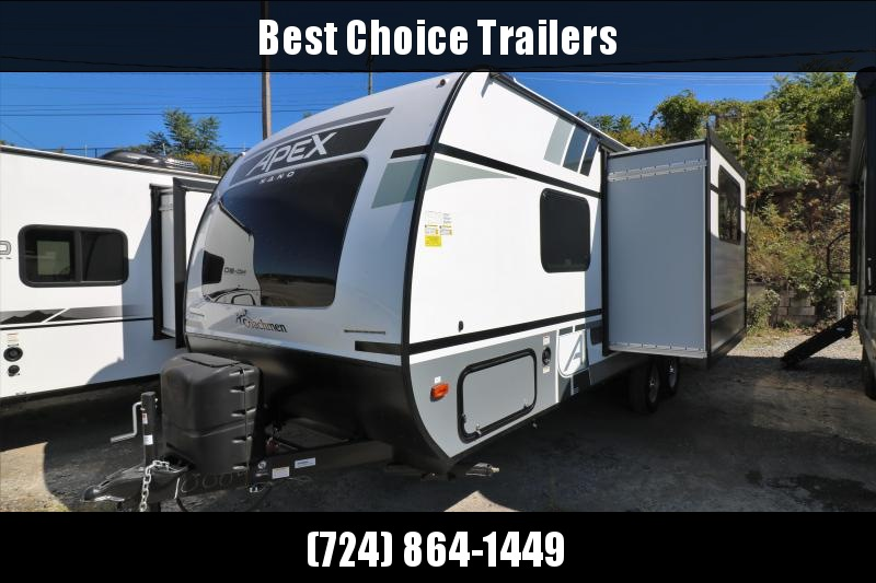 2021 Forest River Inc. Apex Nano 208BH Travel Trailer R