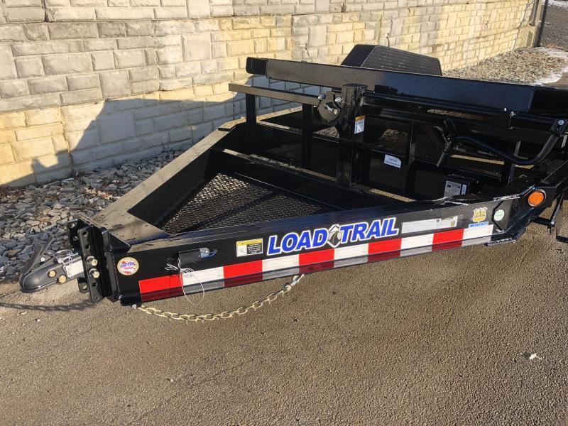 2021 Load Trail 7x24' 14000# gvw tilt equipment trailer th8324072