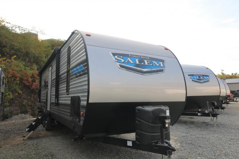 2021 Forest River Inc. Salem 29VBUD Travel Trailer RV