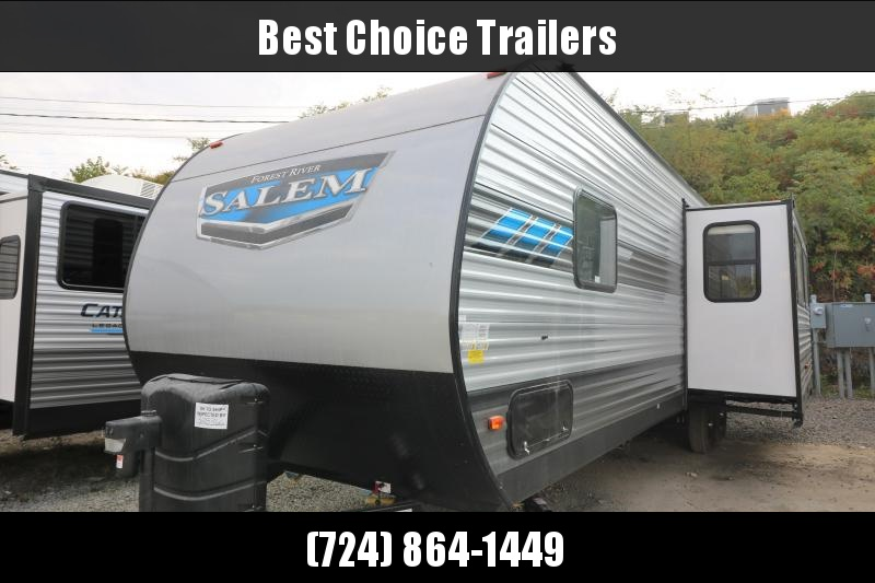 2021 Forest River Inc. Salem 29VBUD Travel Trailer RV