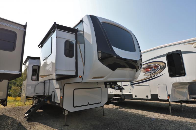 2021 Forest River Inc. Cedar Creek Silverback Edition 37FLB Fifth Wheel Campers R