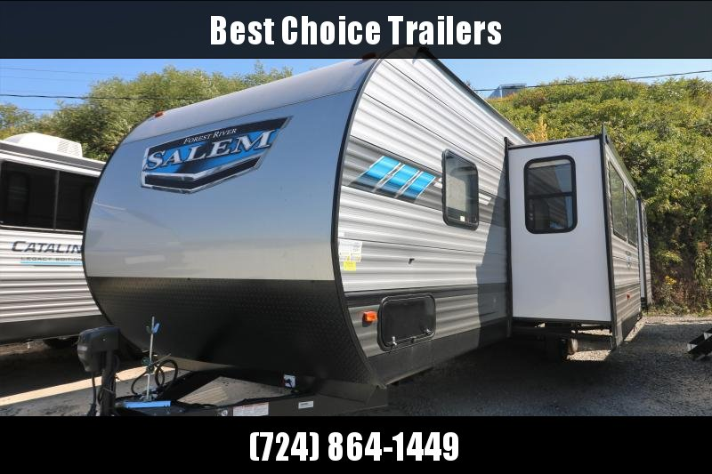 2021 Forest River Inc. Salem 32BH Travel Trailer RV