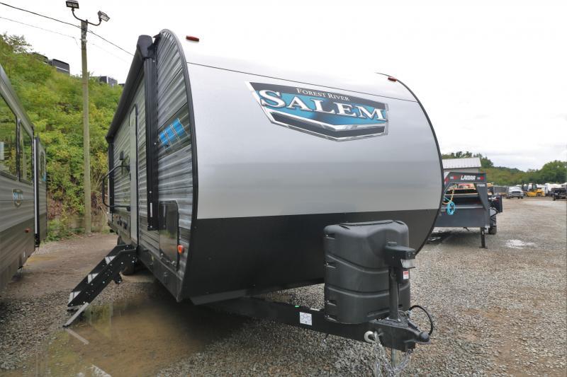 2021 Forest River Inc. Salem 30KQBSS Travel Trailer R