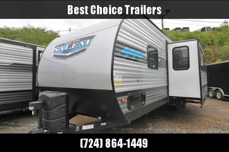 2021 Forest River Inc. Salem 30KQBSS Travel Trailer R