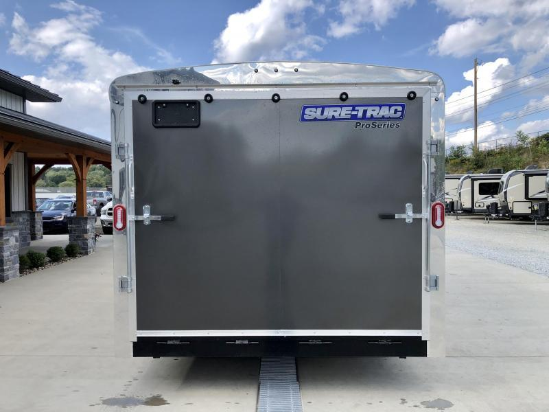 2020 Sure-Trac 8.5x16' 9900# gvw str10216ta-100
